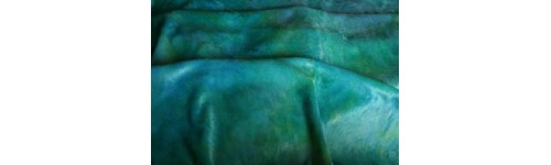 Hand-dyed Bamboo Velour